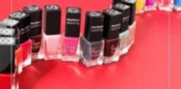 Esmaltes de uñas minis